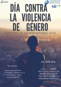 Violència gènere
